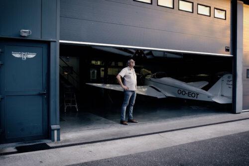 Raymonds Aircraft Restoration – Antwerpen