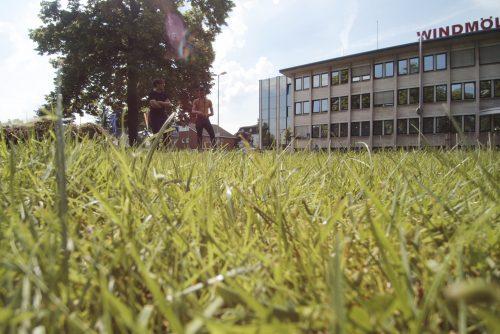 Neukunde: Windmöller & Hölscher